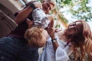 זוגיות והורות
